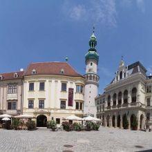 Sopron, Fő tér