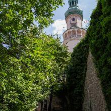 Sopron, Várfalsétány